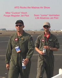 Mike Kloch, Sean VanHatten, Airshow of the Cascades