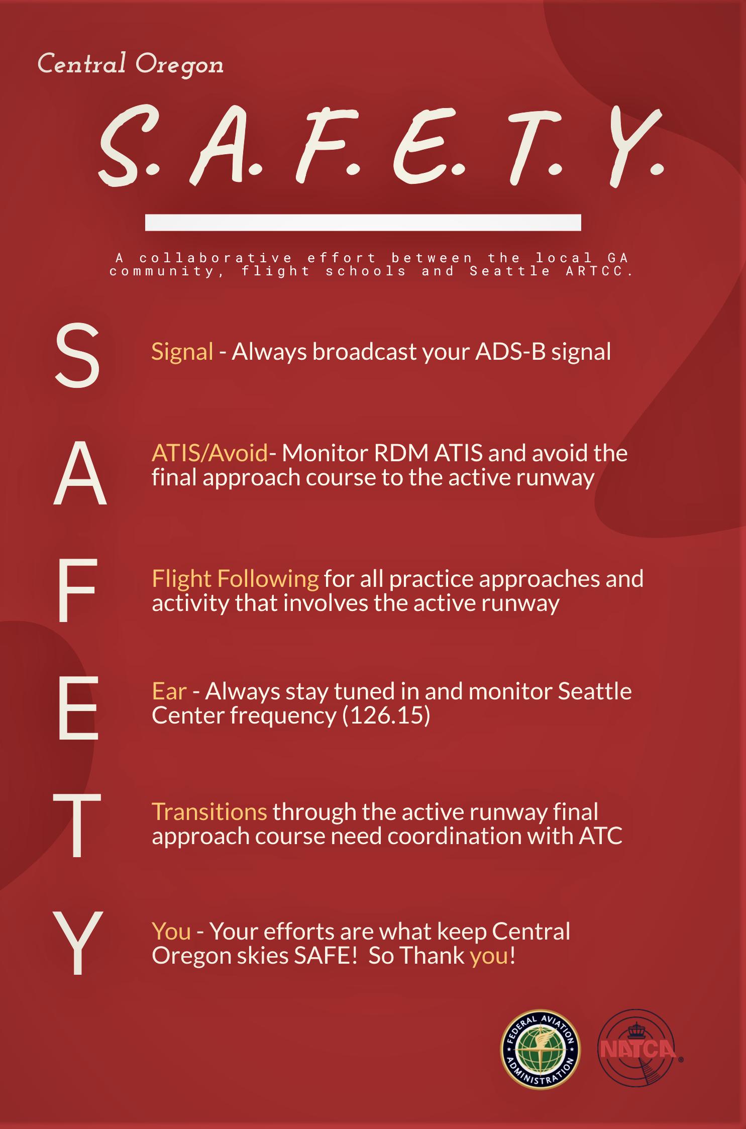 RDM SAFETY visual